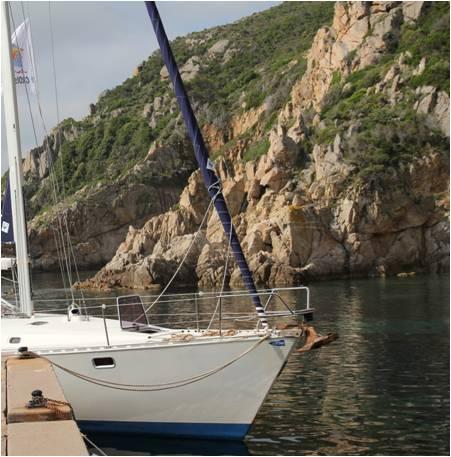 Combiné voile-plongée en Corse