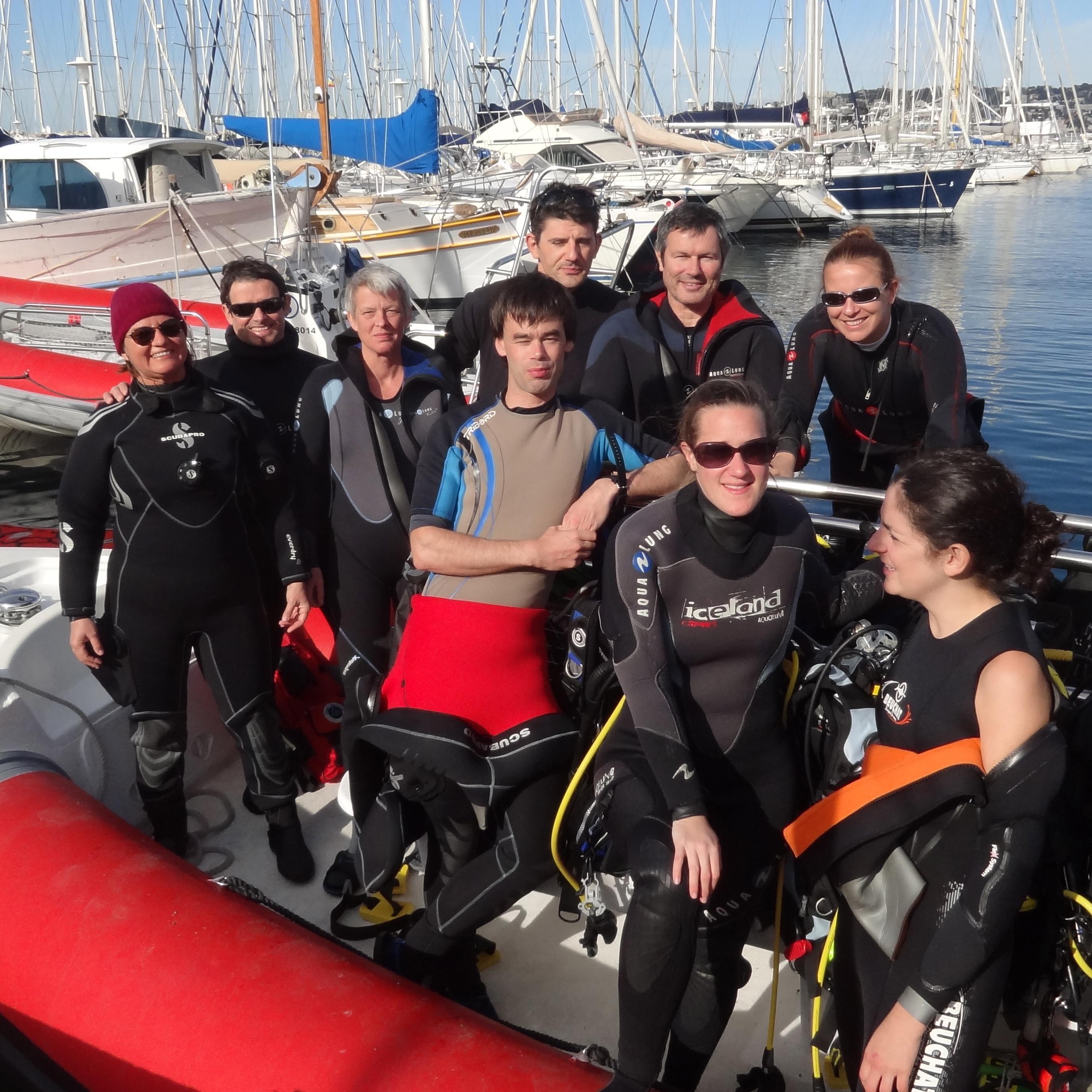 Week-end PN3 à Marseille