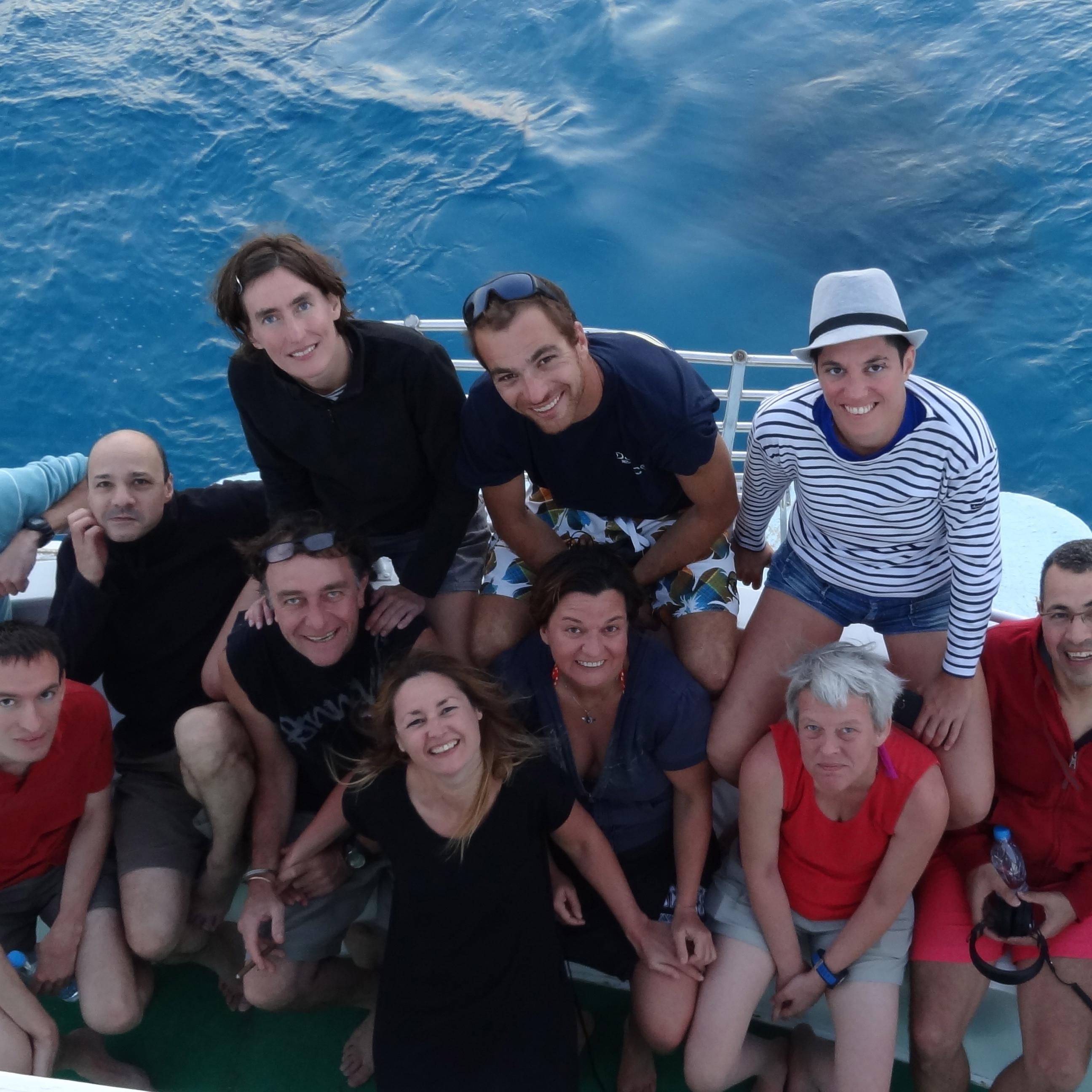 Voyage d'automne: Mer Rouge à Safaga